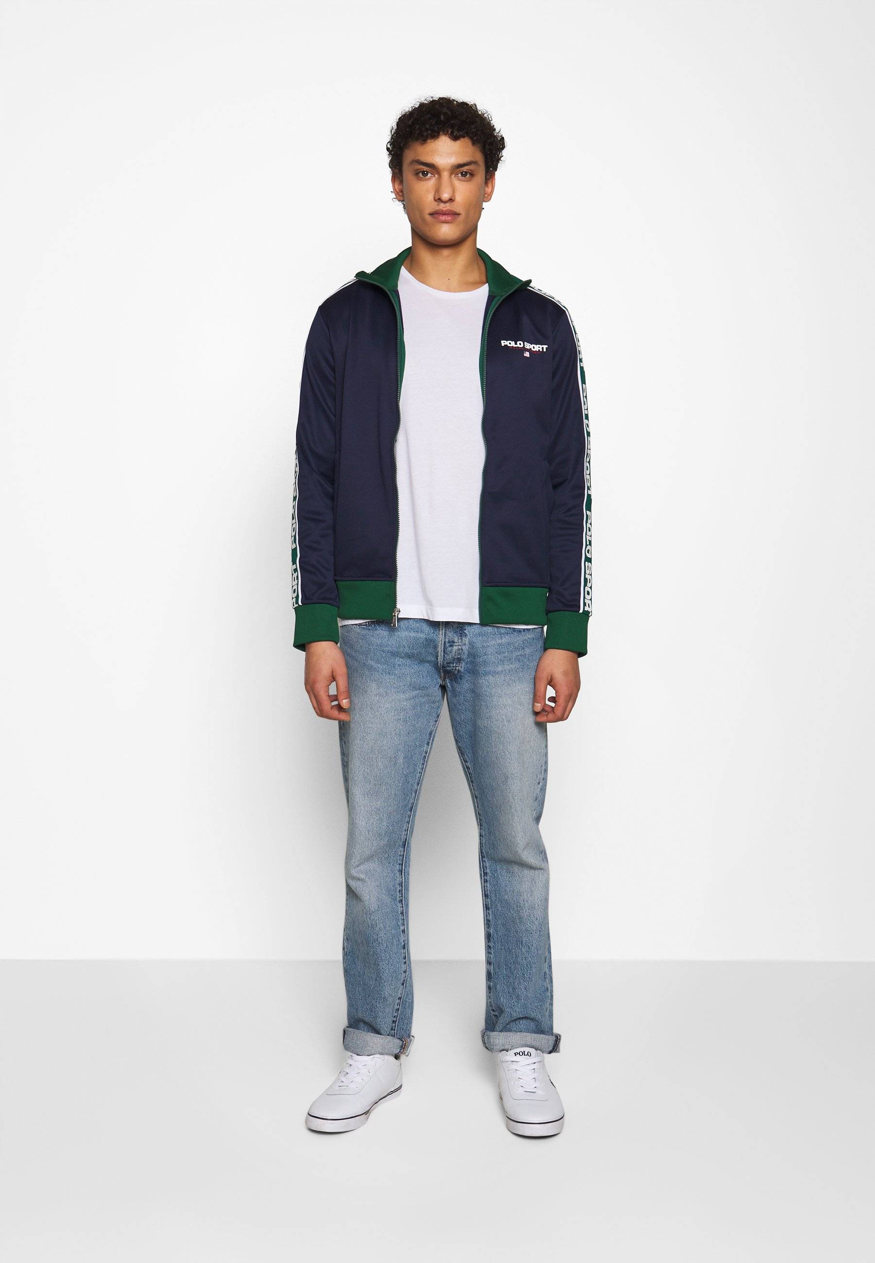 Polo Ralph Lauren Tricot - Giacca Sportiva Cruise Navy sDVSM