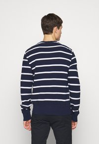 Polo Ralph Lauren - BASIC  - Mikina - cruise navy/white - 2