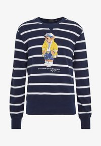 Polo Ralph Lauren - BASIC  - Mikina - cruise navy/white - 3