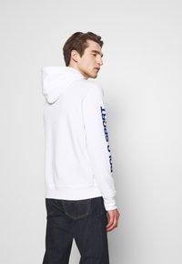 Polo Ralph Lauren - Mikina skapucí - white - 2