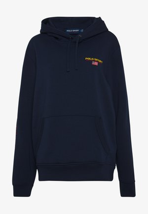 Sweat à capuche - cruise navy