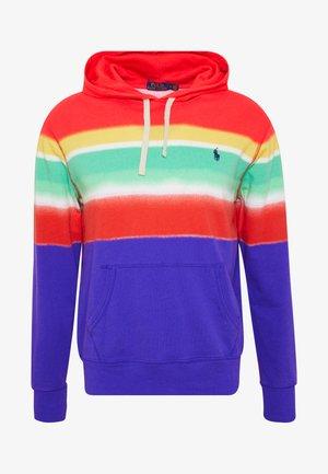 SPA TERRY - Sweat à capuche - spectra stripe