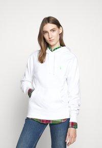 Polo Ralph Lauren - MAGIC - Hoodie - white - 3
