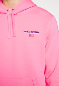 Polo Ralph Lauren - Sweat à capuche - blaze knockout pink - 6