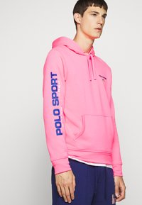 Polo Ralph Lauren - Sweat à capuche - blaze knockout pink
