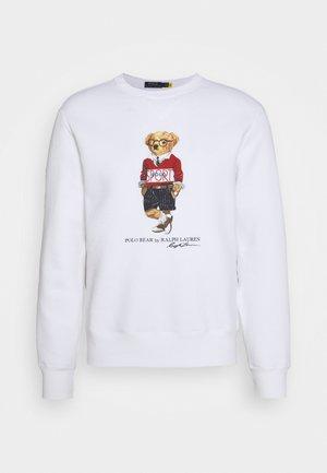 MAGIC - Sweatshirt - white