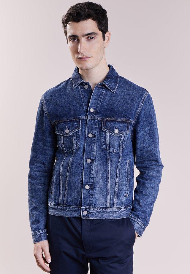 ICON TRUCKER - Veste en jean - trenton