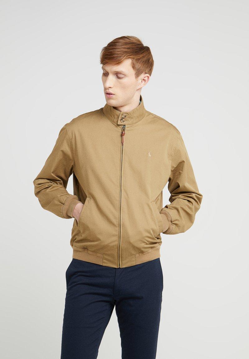 Polo Ralph Lauren - CITY BARACUDA JACKET - Summer jacket - luxury tan