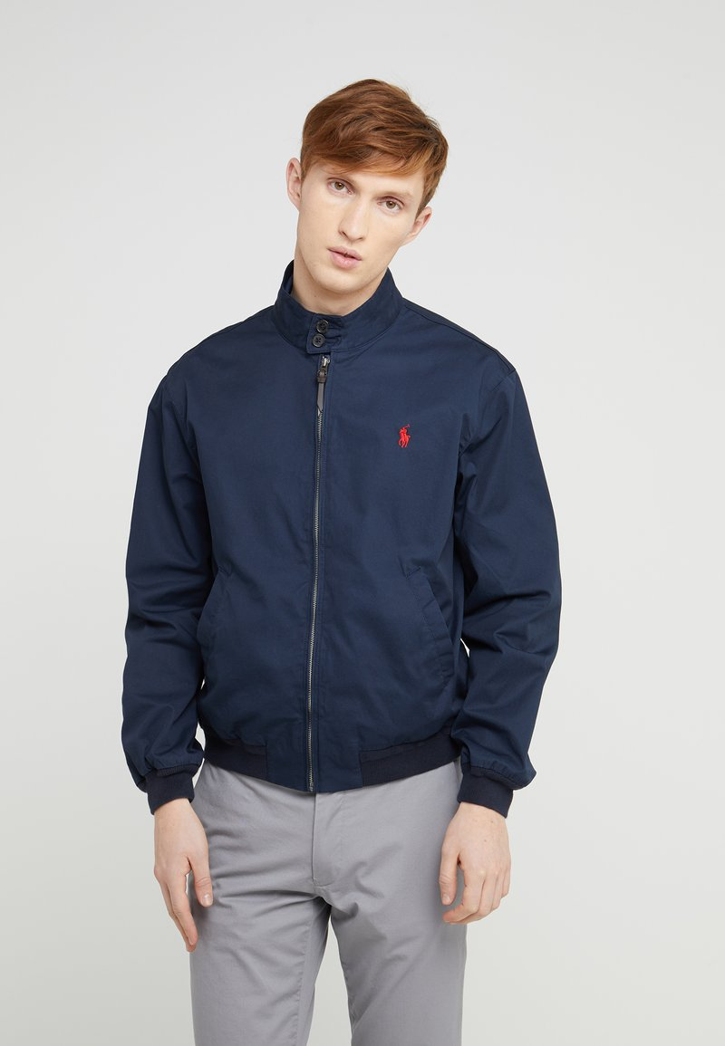 Polo Ralph Lauren - CITY BARACUDA JACKET - Lett jakke - aviator navy