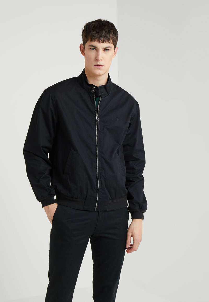 Polo Ralph Lauren - CITY BARACUDA JACKET - Korte jassen - black
