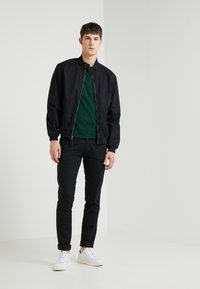 Polo Ralph Lauren - CITY BARACUDA JACKET - Korte jassen - black - 1