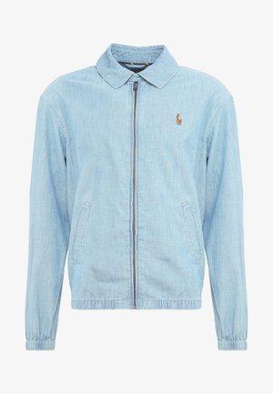 CHAMBRAY BAYPORT - Summer jacket - chambray