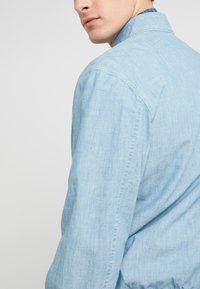 Polo Ralph Lauren - CHAMBRAY BAYPORT - Veste légère - chambray - 5