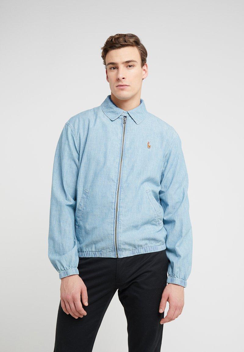 Polo Ralph Lauren - CHAMBRAY BAYPORT - Summer jacket - chambray