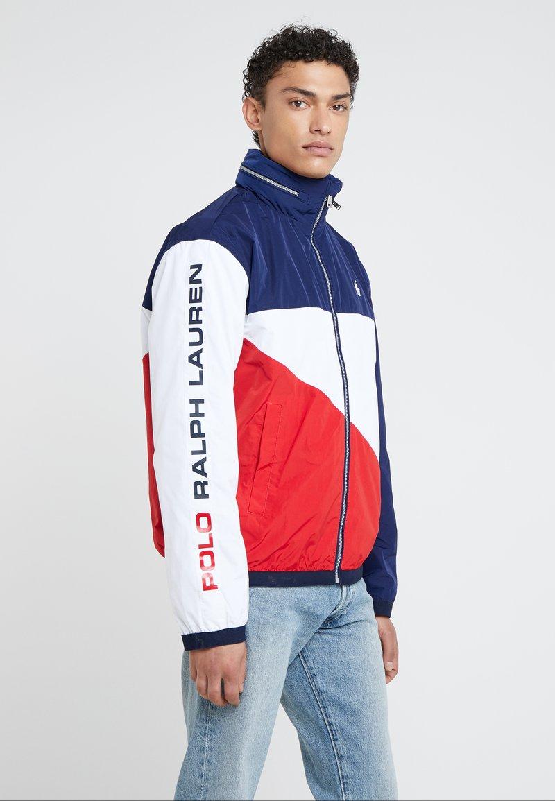 Lauren Pace Zip Full JacketVeste Légère Pure Polo Ralph MzGqSUVp