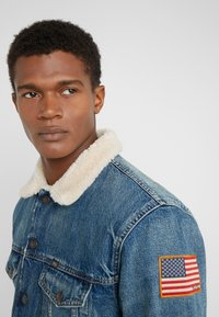 Polo Ralph Lauren - ICON TRUCKER JACKET - Giacca da mezza stagione - keighton - 7