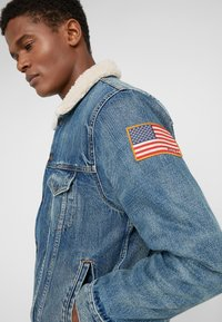 Polo Ralph Lauren - ICON TRUCKER JACKET - Giacca da mezza stagione - keighton - 5