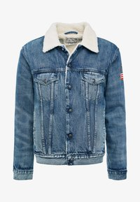 Polo Ralph Lauren - ICON TRUCKER JACKET - Giacca da mezza stagione - keighton - 6