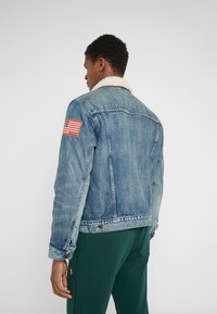 Polo Ralph Lauren - ICON TRUCKER JACKET - Giacca da mezza stagione - keighton - 2