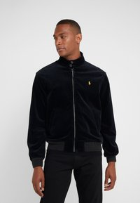 Polo Ralph Lauren - BARACUDA JACKET - Bomberjacks - black - 0