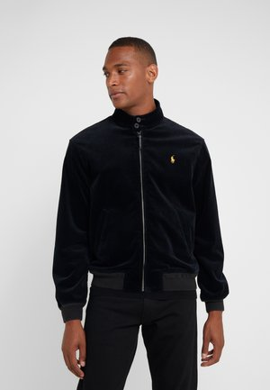 BARACUDA JACKET - Bomber bunda - black