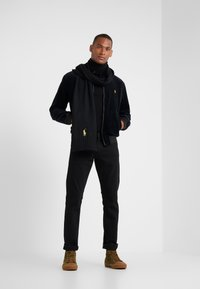 Polo Ralph Lauren - BARACUDA JACKET - Bomberjacks - black - 1