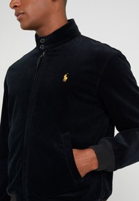 Polo Ralph Lauren - BARACUDA JACKET - Bomberjacks - black - 6
