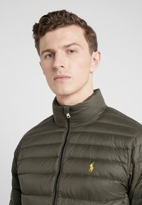 Polo Ralph Lauren - HOLDEN JACKET - Piumino - dark loden - 3
