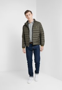 Polo Ralph Lauren - HOLDEN JACKET - Piumino - dark loden - 1