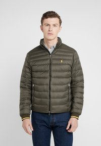 Polo Ralph Lauren - HOLDEN JACKET - Piumino - dark loden - 0