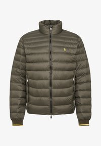 Polo Ralph Lauren - HOLDEN JACKET - Piumino - dark loden - 4
