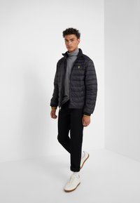 Polo Ralph Lauren - HOLDEN JACKET - Dunjakke - polo black - 1