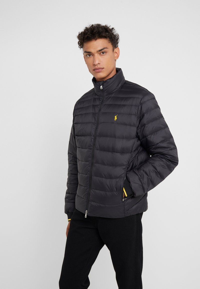Polo Ralph Lauren - HOLDEN JACKET - Gewatteerde jas - polo black