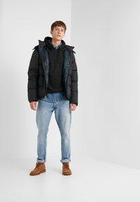 Polo Ralph Lauren - EL CAP JACKET - Gewatteerde jas - black - 1
