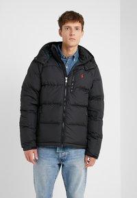 Polo Ralph Lauren - EL CAP JACKET - Gewatteerde jas - black - 0