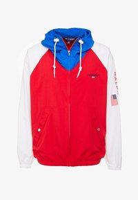 Polo Ralph Lauren - BUCKET - Leichte Jacke - red/white - 4