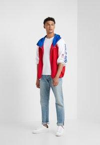 Polo Ralph Lauren - BUCKET - Leichte Jacke - red/white - 1