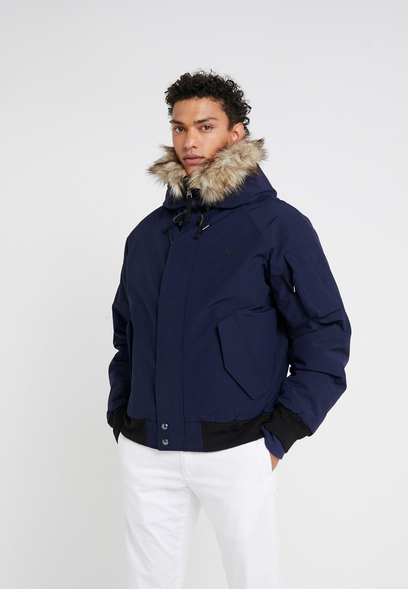 Polo Ralph Lauren - ANNEX - Giacca invernale - cruise navy