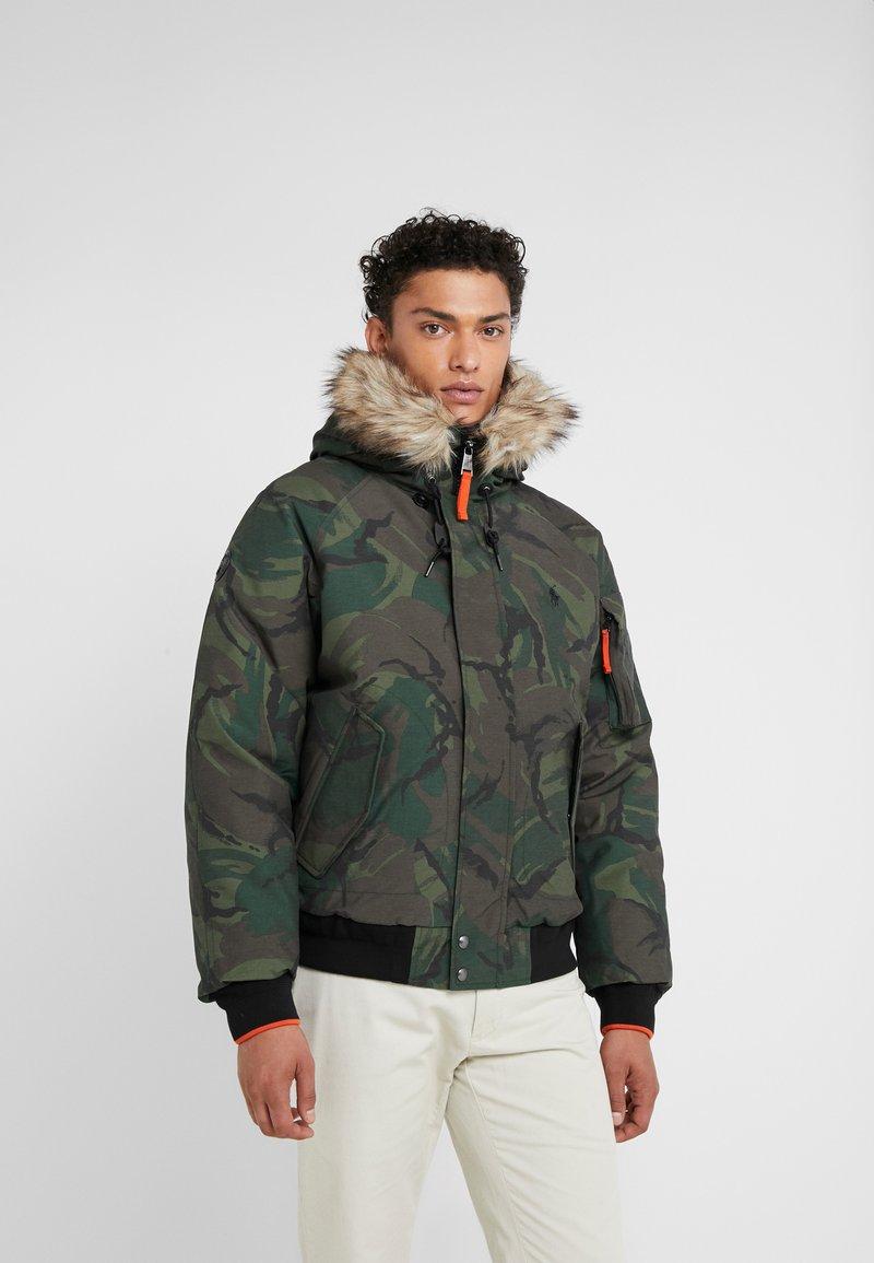 Polo Ralph Lauren - ANNEX - Down jacket - british elmwood