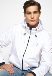 Polo Ralph Lauren - AMHERST  - Tunn jacka - pure white - 5
