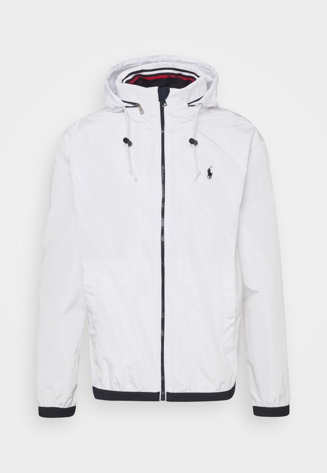 AMHERST FULL ZIP JACKET - Korte jassen - pure white