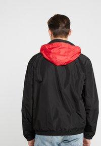 Polo Ralph Lauren - AMHERST FULL ZIP JACKET - Lehká bunda - black - 3