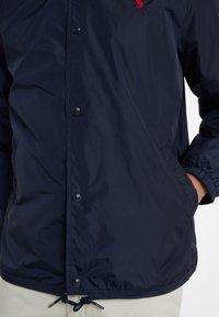 Polo Ralph Lauren - COACHES JACKET - Chaqueta fina - aviator navy - 3