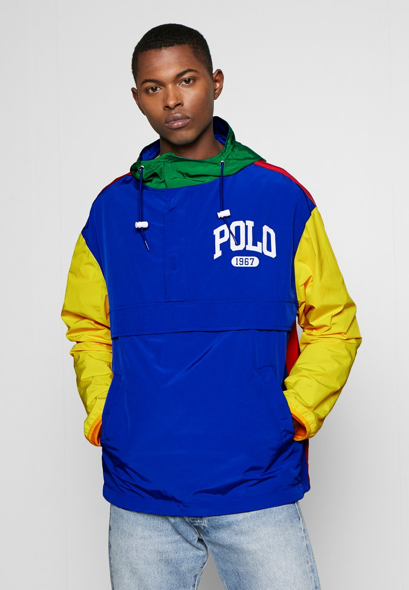 Polo Ralph Lauren - GRANT PERFORMANCE - Summer jacket - red/rugby