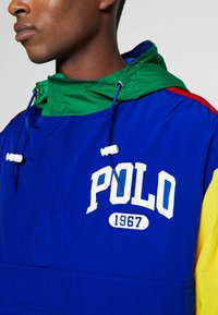 Polo Ralph Lauren - GRANT PERFORMANCE - Summer jacket - red/rugby - 5