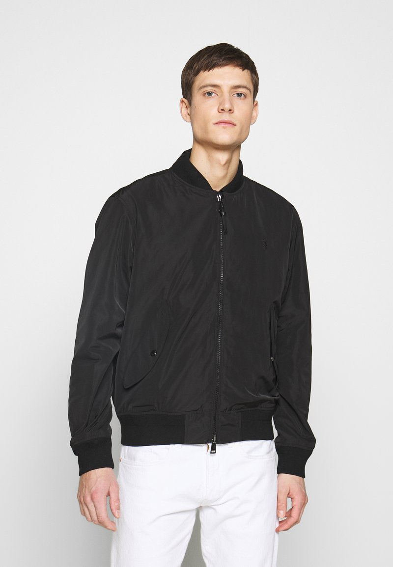 Polo Ralph Lauren - CITY - Giubbotto Bomber - polo black