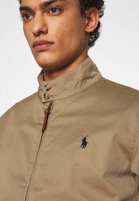 Polo Ralph Lauren - CITY BARACUDA - Giacca leggera - luxury tan - 4