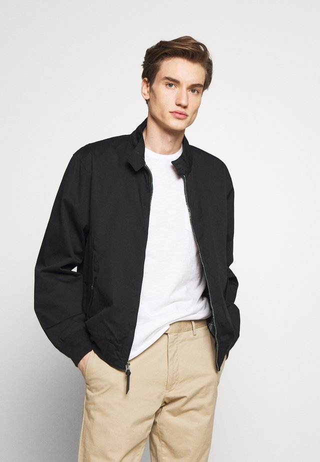 CITY BARACUDA - Summer jacket - black