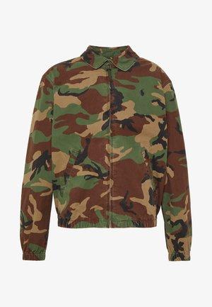 PRINTED CAMO BAYPORT - Summer jacket - surplus