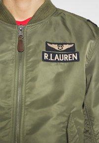 Polo Ralph Lauren - Giubbotto Bomber - bohemian olive - 6